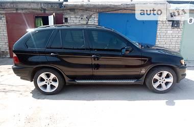 BMW X5 2002 в Южноукраинске
