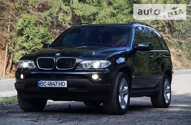 BMW X5 2005 в Міжгір'ї
