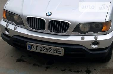 BMW X5 2002 в Херсоне