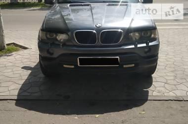 Внедорожник / Кроссовер BMW X5 2002 в Горностаевке