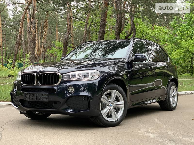 BMW X5 X5M RESTAILING