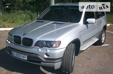 BMW X5 2003 в Броварах
