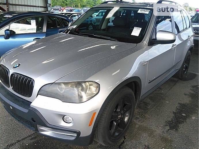 BMW X5 2009 року в Києві