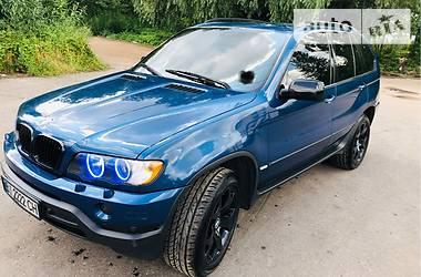 BMW X5 2001 в Львові