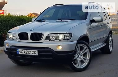 BMW X5 2002 в Хмельницком