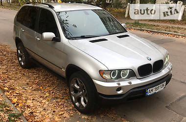 BMW X5 2002 в Бердичеве
