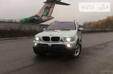 Внедорожник / Кроссовер BMW X5 2004 в Александрие