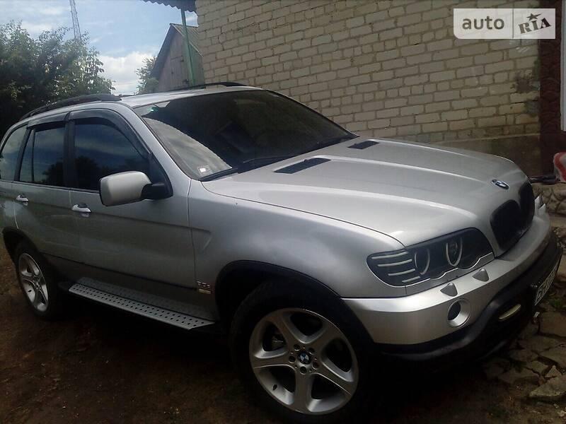 BMW X5 2001 в Одессе
