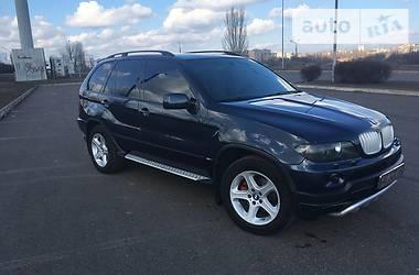 BMW X5 2004 в Апостолово