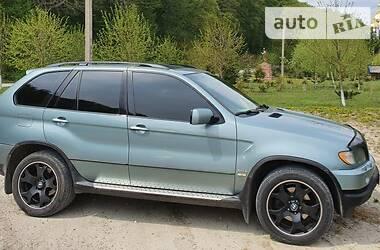 BMW X5 2002 в Тернополе