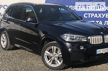 BMW X5 2016 в Луцке