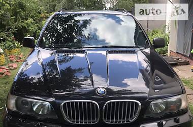 BMW X5 2002 в Сумах