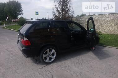 Универсал BMW X5 2002 в Тернополе