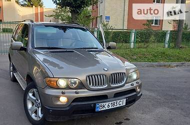 BMW X5 2004 в Луцке