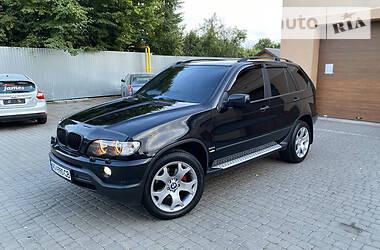 BMW X5 2003 в Ужгороде