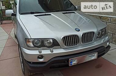 Внедорожник / Кроссовер BMW X5 2002 в Надворной