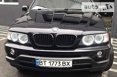 Внедорожник / Кроссовер BMW X5 2001 в Киеве