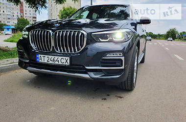 BMW X5 2019 в Ивано-Франковске