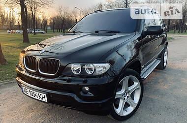 Внедорожник / Кроссовер BMW X5 2005 в Кривом Роге