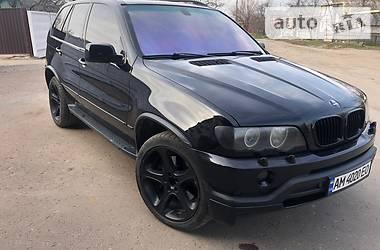 BMW X5 2002 в Житомире