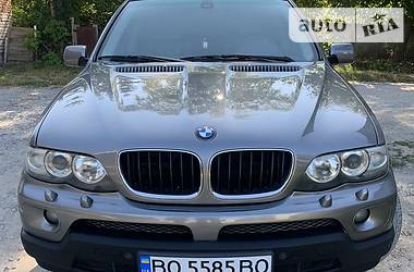 BMW X5 2004 в Борщеве