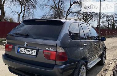 BMW X5 2003 в Хусте