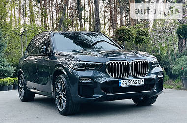 Позашляховик / Кросовер BMW X5 2019 в Києві