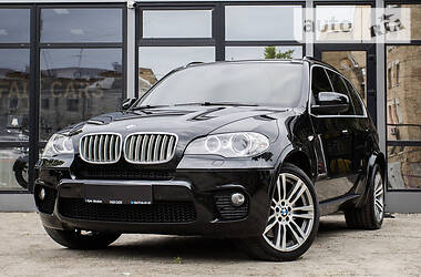 Внедорожник / Кроссовер BMW X5 2012 в Киеве