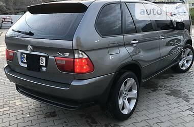 Внедорожник / Кроссовер BMW X5 2006 в Монастыриске