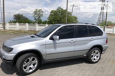 Внедорожник / Кроссовер BMW X5 2002 в Черновцах