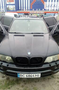 Универсал BMW X5 2000 в Львове