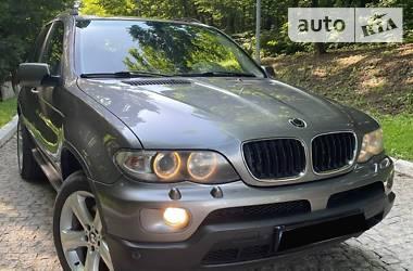 Хэтчбек BMW X5 2004 в Черновцах