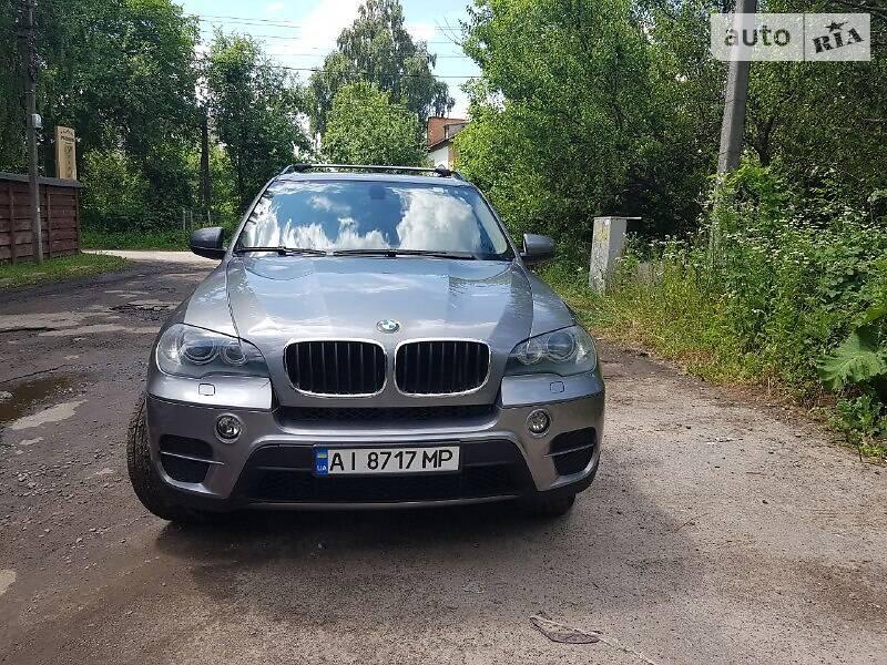 Позашляховик / Кросовер BMW X5 2011 в Василькові