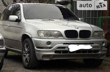 Внедорожник / Кроссовер BMW X5 2000 в Львове