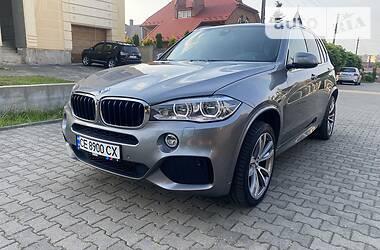 Внедорожник / Кроссовер BMW X5 2016 в Черновцах