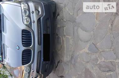 Внедорожник / Кроссовер BMW X5 2004 в Черновцах