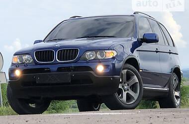Внедорожник / Кроссовер BMW X5 2006 в Дрогобыче