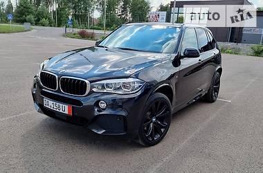 Внедорожник / Кроссовер BMW X5 2016 в Ковеле