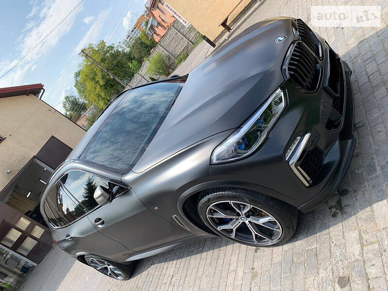 Позашляховик / Кросовер BMW X5 2019 в Львові