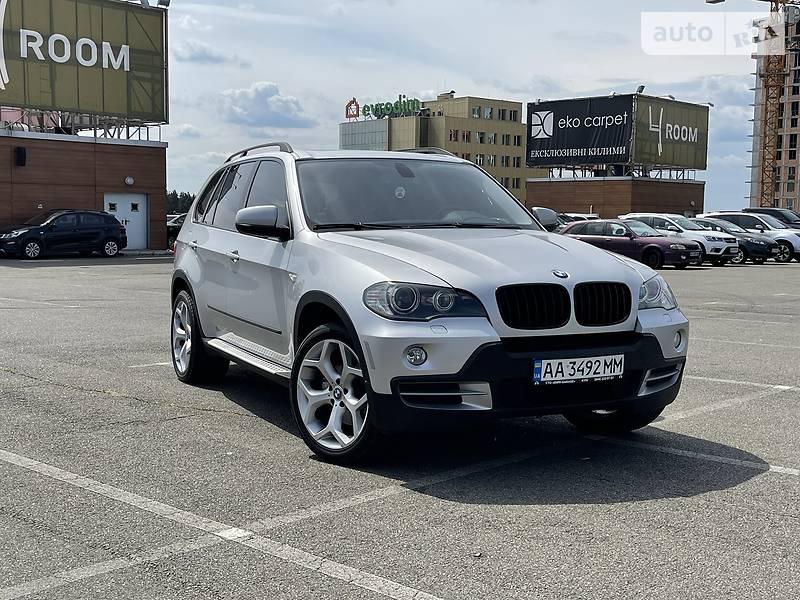 Позашляховик / Кросовер BMW X5 2007 в Києві