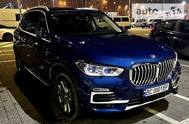 Внедорожник / Кроссовер BMW X5 2020 в Львове