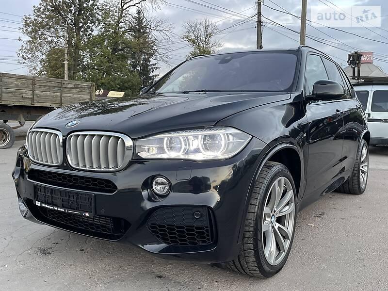 BMW X5 M 40D Europa