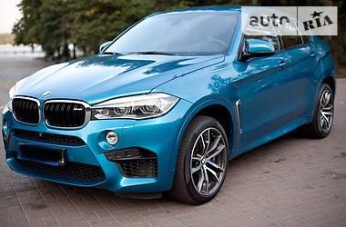 BMW X6 M 2015 в Киеве