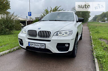 BMW X6 M 2012 в Житомире