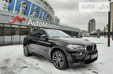 BMW X6 M 2017 в Києві