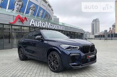 BMW X6 M 2020 в Киеве