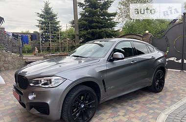 Внедорожник / Кроссовер BMW X6 M 2017 в Тернополе