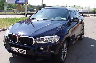 BMW X6 2016 в Каменском
