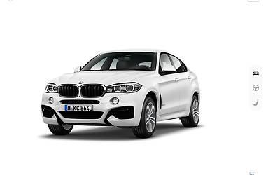 BMW X6 2018 в Львове