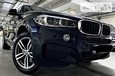 BMW X6 2017 в Киеве